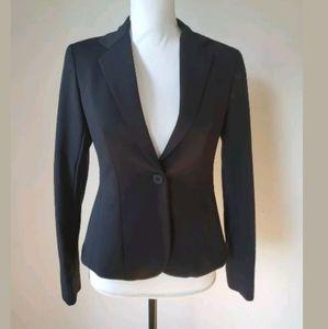 NWT New York and Company Black Career Blazer 0